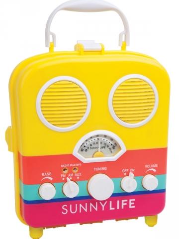 Une radio de plage pour smartphone