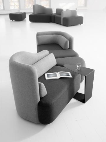 Un canapé pour travailler confortablement