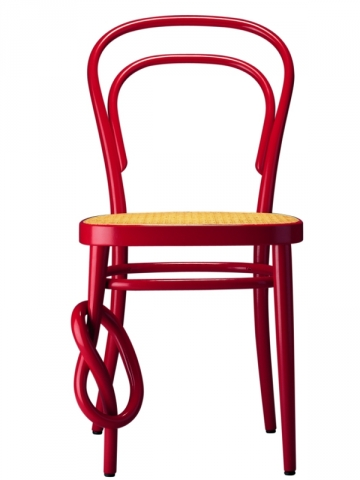La chaise 214 K signée Thonet