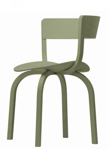 La chaise 404 signée Thonet