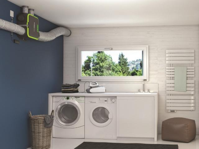 purifier l 39 air int rieur dans toute la maison gr ce un seul appareil. Black Bedroom Furniture Sets. Home Design Ideas