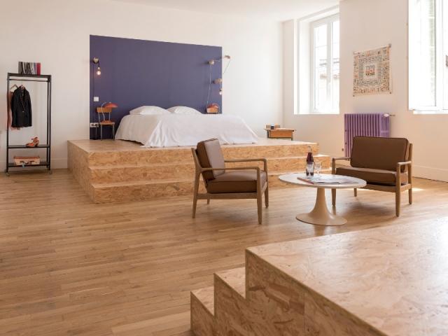 En Suite La Gi: Suite Parentale Avec Salle De Bains : Un Aménagement Insolite
