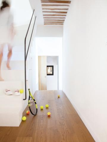 parquet osez les lames xxl pour votre sol. Black Bedroom Furniture Sets. Home Design Ideas