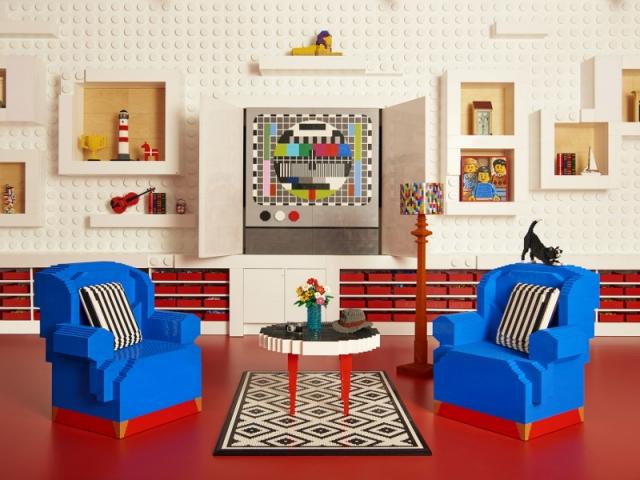 Airbnb Insolite Une Nuit Dans Une Maison En Lego