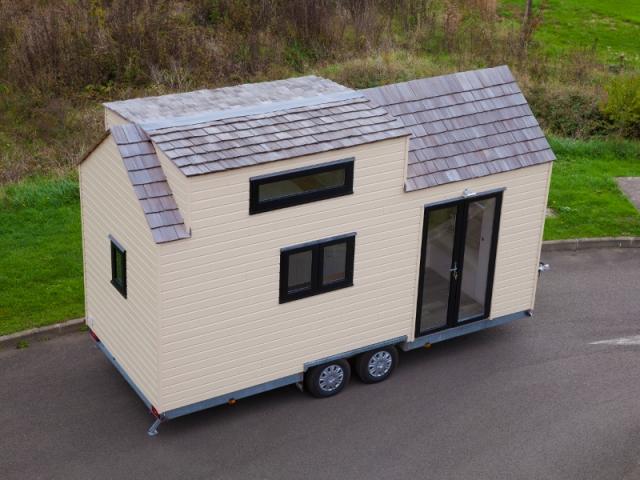 Le marché de la tiny house est en construction