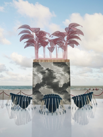 Ils ont été présentés lors du Miami Art Basel