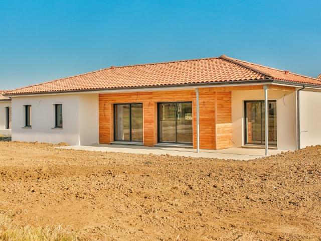 Une première maison de 115 m2 livrée en nov. 2017