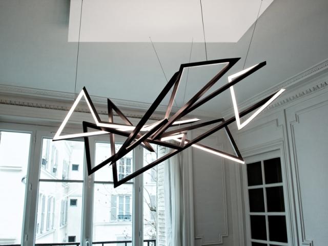 La structure lumineuse de Nicolas Jenneau