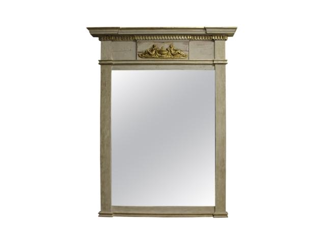 Miroir antique, XIXe siècle, style Néoclassique