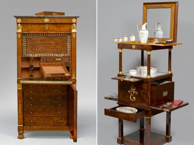 Rueil-Malmaison : Meubles à secrets, secrets de meubles 20181109_105825_2