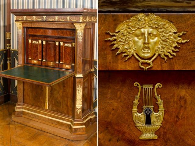 Rueil-Malmaison : Meubles à secrets, secrets de meubles 20181109_105938_3