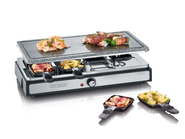 Gril raclette avec pierre de cuisson naturelle RG 2346, 69,99 €