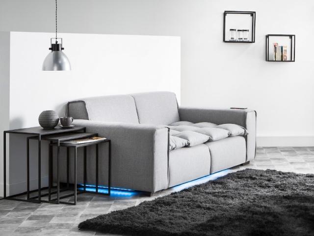 Ce canapé connecté et interactif a été récompensé au CES Las Vegas 2019