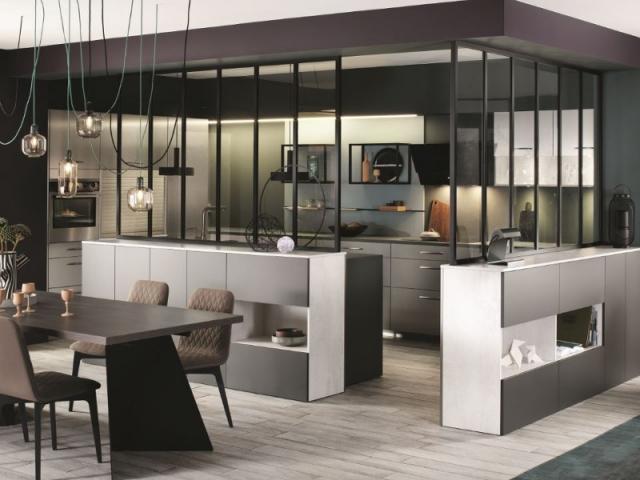 Tendances cuisine 2019 7 id es et 7 conseils en 7 images - Tendance couleur salle de bain 2020 ...