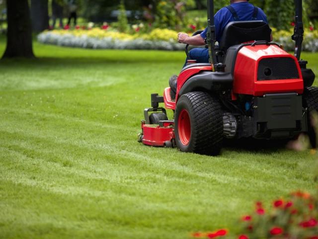 La tondeuse auto-portée, un mini tracteur adapté aux grands jardins