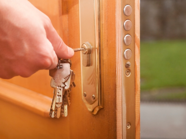 Fermer complètement sa maison avant de la quitter