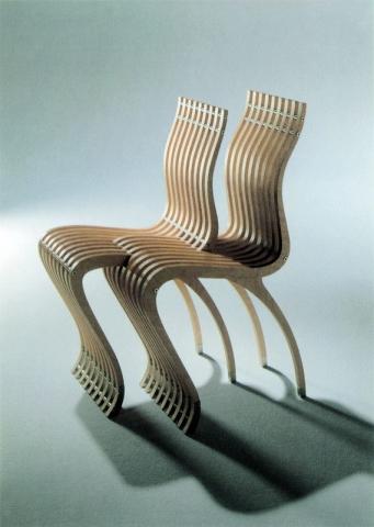 Le mobilier d'architectes