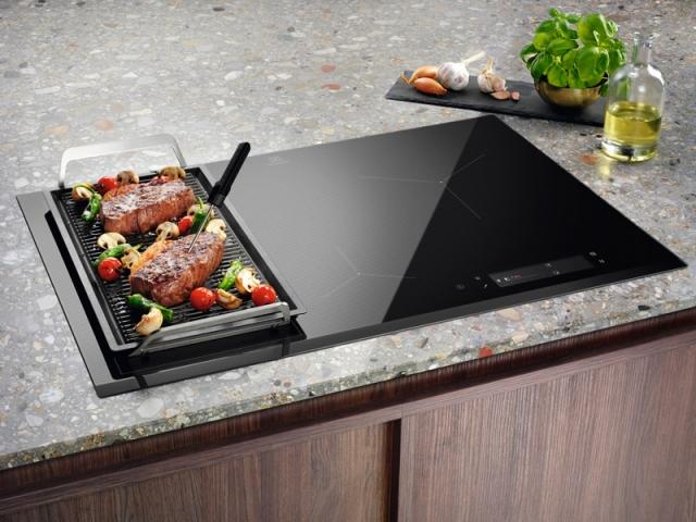 La table de cuisson SensePro, d'Electrolux