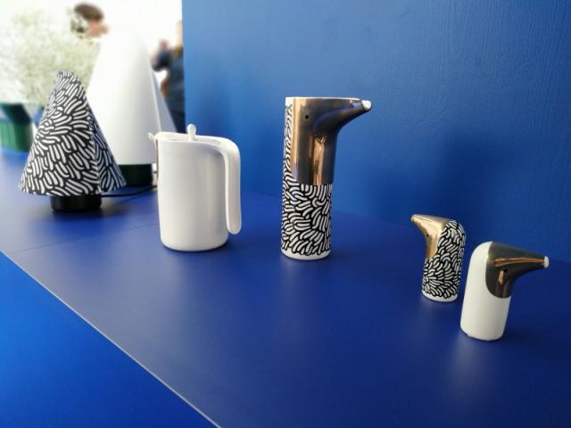 De la porcelaine de table et de décoration signée Ionna Vautrin dans la collectio Nest à paraître à la rentrée 2019