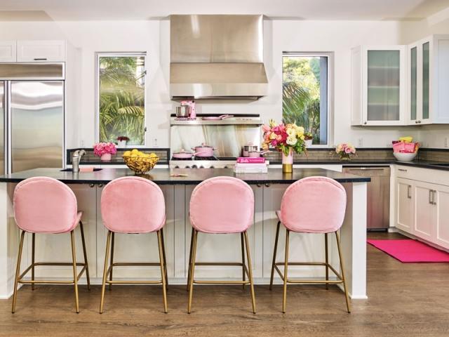 La cuisine de Barbie
