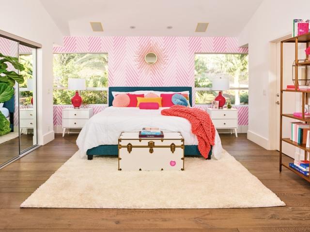 La chambre de Barbie