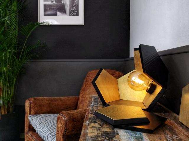 Une lampe entièrement modulable