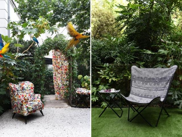 Une collection de tissus outdoor pour Lafuma