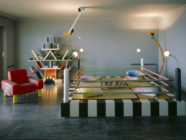 Appartement de Karl Lagerfeld à Monte Carlo