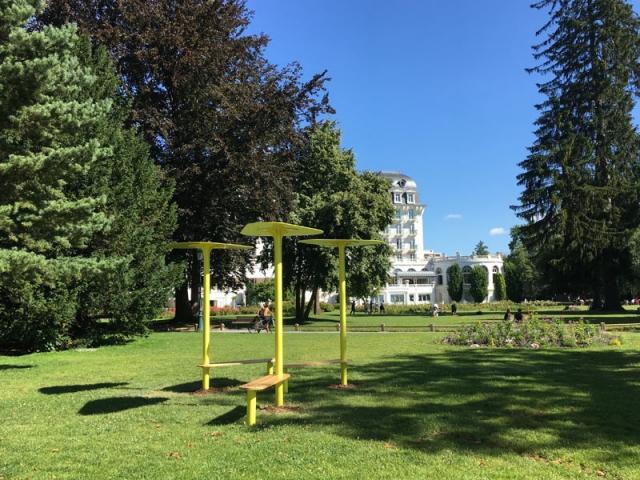 Plante un banc, CALONI_MOUGINOT, Annecy Paysages 2020