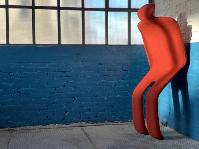 L'étonnant fauteuil Bouloum, signé Olivier Mourgue en 1968