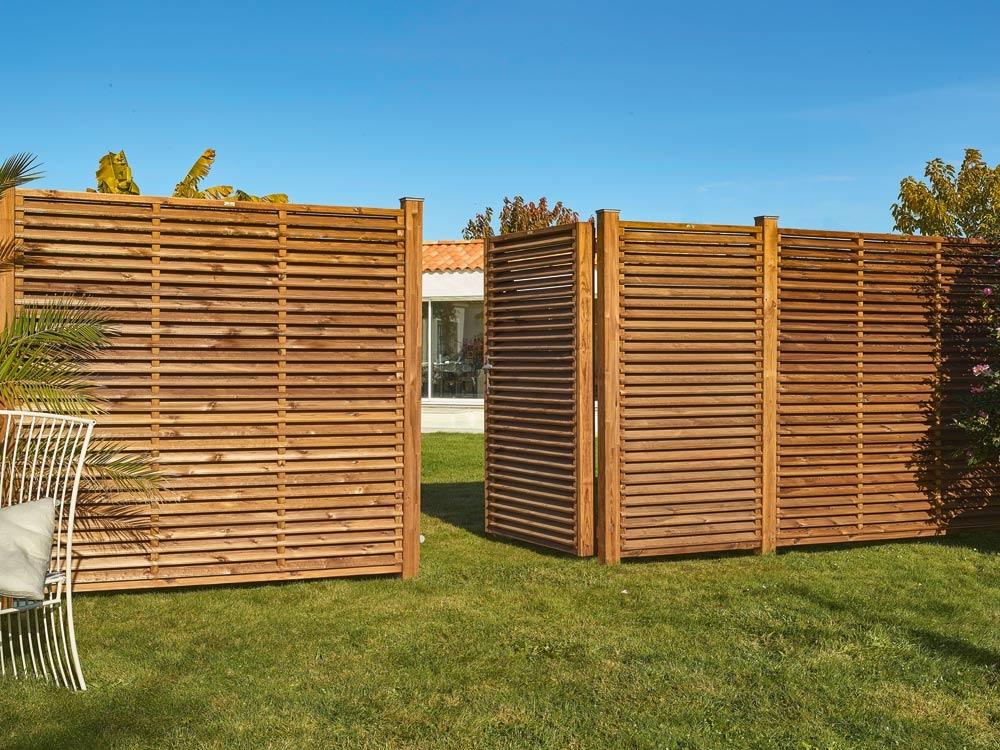Panneaux de clôture en pin Arifi, Point.P