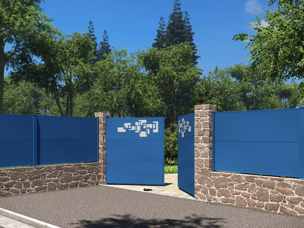 Quelle ouverture choisir pour son portail ?