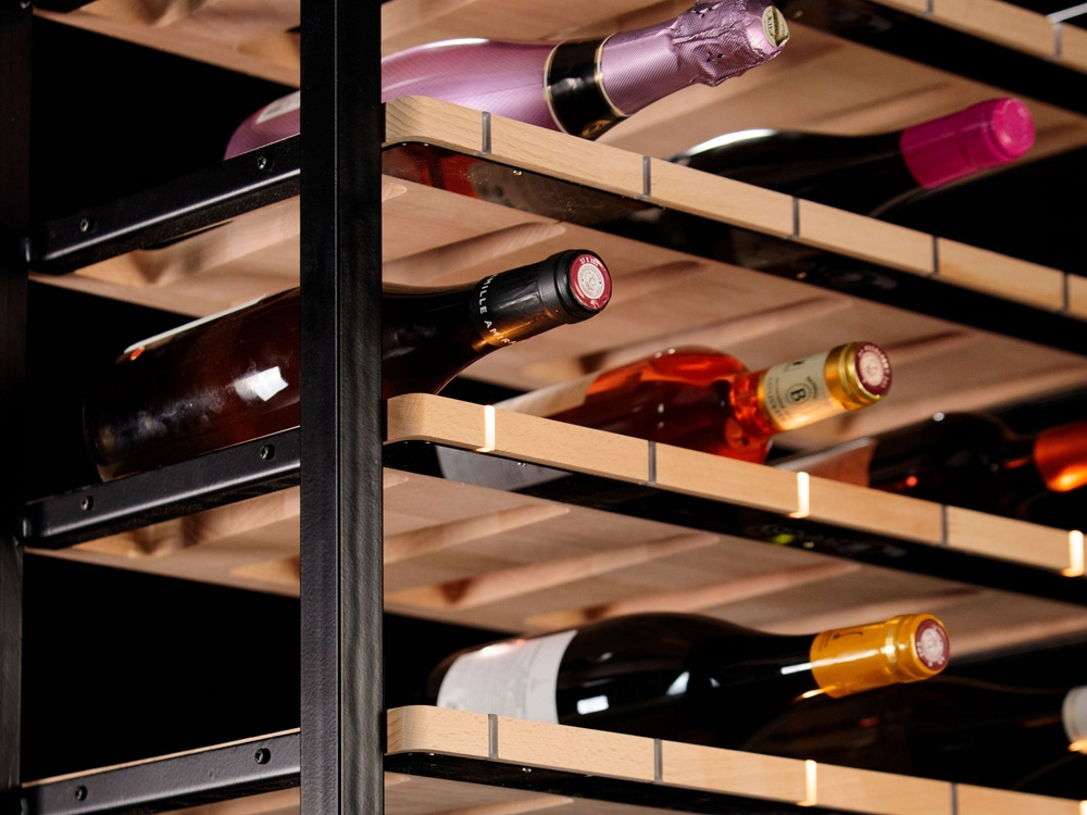 Cave à vin connectée
