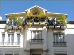 Un jardin suspendu de 4 m² à Lyon