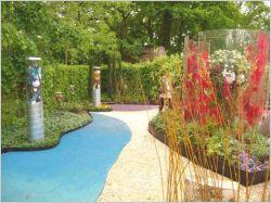 Balade au coeur des jardins de Chaumont