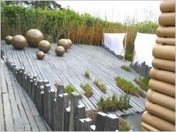 La réalisation étape par étape d'un jardin de Chaumont