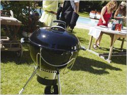 Un barbecue pour cuisiner au jardin