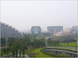 Trois architectes français s'imposent à Chengdu