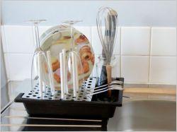 Réalisez vous-même votre égouttoir à vaisselle