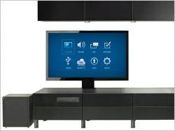 Ikea intègre la télé dans son meuble