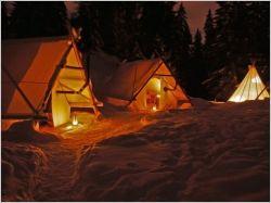 nuit insolite la montagne. Black Bedroom Furniture Sets. Home Design Ideas