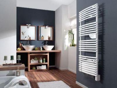 le radiateur s che serviette inertie. Black Bedroom Furniture Sets. Home Design Ideas