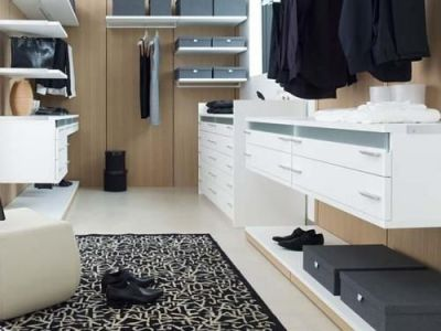 le dressing mural. Black Bedroom Furniture Sets. Home Design Ideas
