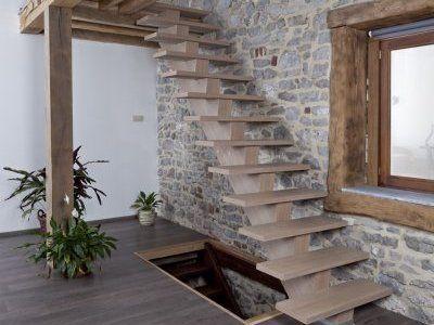 Tout savoir sur les escaliers - Type d escalier interieur ...